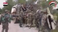 Suriye Ordusu Lazkiye Kırsalında