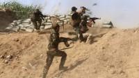 Irak Ordusu IŞİD Kalıntılarına Yönelik Operasyon Düzenledi
