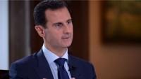 Beşar Esad: Bağdadi'nin öldürülme olayı ABD'nin şovudur