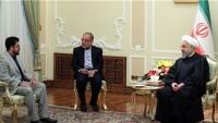Ruhani: İran Yemen milletinin yanında kalacaktır
