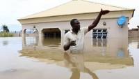 Nijerya'da sel: 40 Bin Kişi Yerinden Oldu