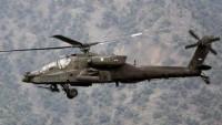 Afganistan'da ABD Askeri Helikopteri Düştü