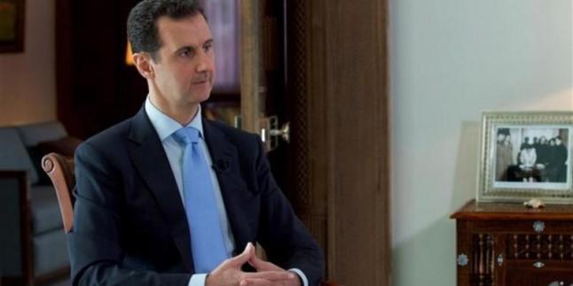 Beşar Esad: Suriye'nin parçalanmasına izin vermeyeceğiz!