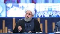 Hasan Ruhani: İran İsrail'e karşı Filistin'in gerçek hamisi
