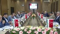 """Türkiye ile İran arasında """"55. Alt Güvenlik Komite Toplantısı"""" Van'da başladı"""