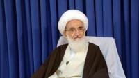 Büyük Din Alimi Ayetullah Hemedani: ABD, İsrail ve Suud rejimi, İran'da isyancıların hamileriydi