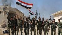 Suriye ordusu İdlib'de bir bölgeyi daha kurtardı