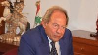 Eski Lübnan Cumhurbaşkanı: Irkçı İsrail Lübnan savunmasını zayıflatmak istiyor