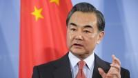 Çin dışişleri bakanından ABD'ye sert eleştiri
