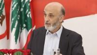 Samir Caca: Lübnan halk hareketi Lübnan'a münhasırdır