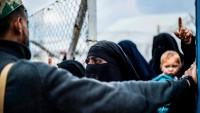 """""""Suriyeli Kürtler 110 IŞİD teröristinin ailelerini serbest bıraktı"""""""