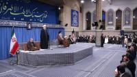 Hasan Ruhani: Müslümanların kurtuluşu İslam peygamberini takip etmekten geçer