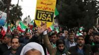 ABD'nin isyancıları desteklemesine İslami İran'dan itiraz