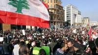 Lübnan halkı, Katil ABD'yi protesto etti