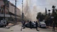 Terör Rejimi İsrail, Gazze sınırından Tel Aviv'e kadar olağanüstü hal ilan etti