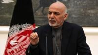 Afganistan Cumhurbaşkanı Eşref Gani'den Taliban açıklaması