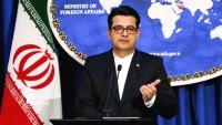 İran, Filistin işgalcilerinin cezalandırılması gerektiğine vurgu yaptı