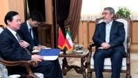 İran ve Çin terörizmle mücadeleye vurgu yaptılar