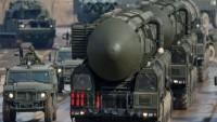 Rus ordusu Topol balistik füzesini test etti