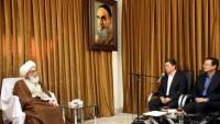 Ayetullah Hemedani: Müslümanların vahdeti komploları bozar