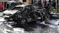 Suriye'nin Han Şeyhun kentinde bomba yüklü araç imha edildi