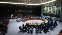 Birleşmiş Milletler Güvenlik Konseyi'nin Amerika'yı topyekûn eleştirmesi