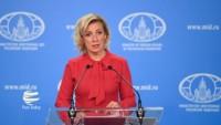 Zaharova: Avrupa ortakları nükleer anlaşma konusunda güçsüzlüklerini gösterdiler
