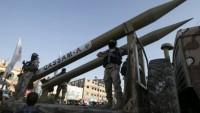 Siyonist İsrail'den Filistin direniş mevzilerine füze saldırısı