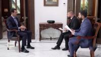 Suriye Devlet Başkanı Beşar Esad: Washington, Suriye'nin petrolünü çalıyor