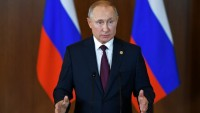 Putin: ABD'nin Suriye'deki askeri varlığı meşru değil