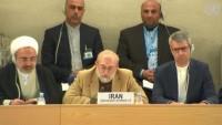 İran'dan ABD'nin zalimane yaptırımlarına eleştiri