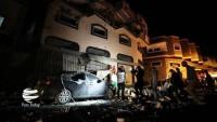 Katil İsrail'in  saldırısında aynı aileden 6 kişi şehit oldu