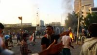 Bağdat üç patlamayla sarsıldı