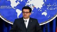 İran Dışişleri Bakanlığı Sözcüsü: Amerika şirretin lideri ve terörizmin destekçisidir