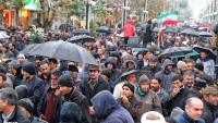 İran'da Fitneciler Protesto Edildi/FOTO
