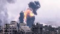 Irkçı İsrail saldırısında Filistinli şehit sayısı 11'e yükseldi
