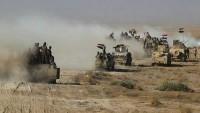 Irak güçlerinden Kerkük'te terötistlere karşı operasyon