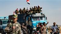 Suriye ordusu yeniden Haseke'de 10 köyde konuşlandı