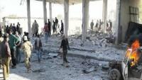 Tel Abyad'da patlama; 10 kişi hayatını kaybetti