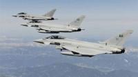 Katil Suudi Rejimi'nden Yemen'e Karşı Hava Saldırısı