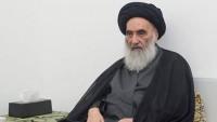 Irak Kurumlarından dini mercilere destek