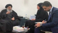 Ayetullah Sistani İle Görüşen BM Temsilcisinden Açıklama