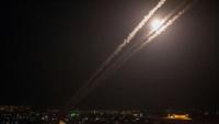 Sarayal Kuds Mücahidleri Teaviv'in Güneyi İle Kudüs'ün Batısındaki Yerleşim Birimlerini Badr-3 Füzeleriyle Vurdu