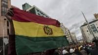 """Bolivya'da """"Anez"""" kendisini devlet başkanı ilan etti"""