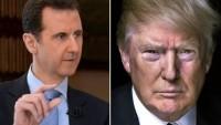 """Beşşar Esad: """"Trump, ABD Tarihinin En İyi Başkanı(!)"""""""