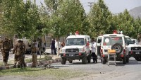 Afganistan'da Askeri Eğitim Kampına Saldırı