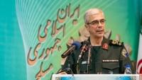İran Genel Kurmay Başkanı: Erbain, İran ve Irak'ın vahdet simgesidir