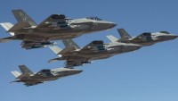 Amerika BAE'ine F-35 filosu gönderdi