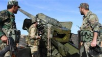 Suriye ordusu Hama'da IŞİD teröristleriyle çatıştı
