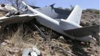 Yemen Hizbullahı Necran'da Suudi Koalisyonuna Ait Casus İHA Düşürdü